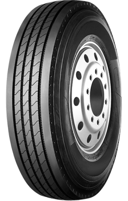 Special Four-rid tread groove design makes 11R22.5 tyre