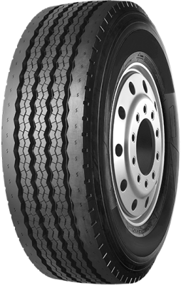 NT333 pattern for 385 65r22.5 tyre long range tyres