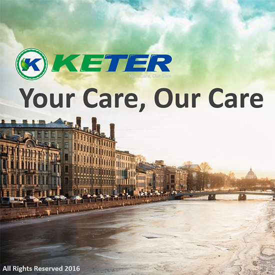 Keter Cares 2016 EU Final