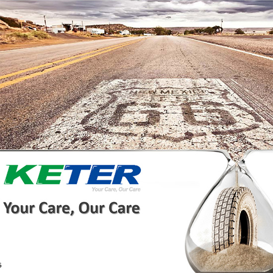 Keter Cares 2016 America