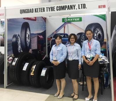KETER GROUP in Latin America tyre exhibition